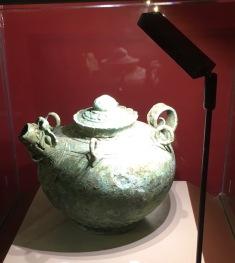 Bronze kettle, Vietnam