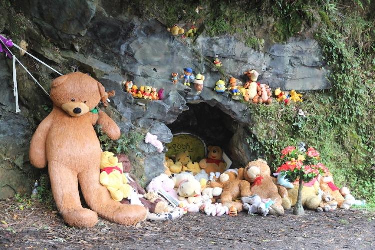 Pooh Corner, Australia, Clyde Mountain