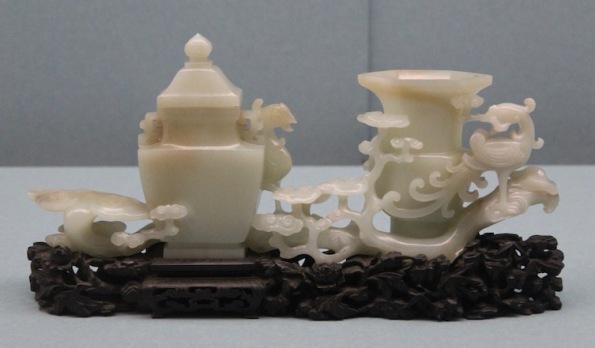 Bi-zun vessels, mid-Qing dynasty