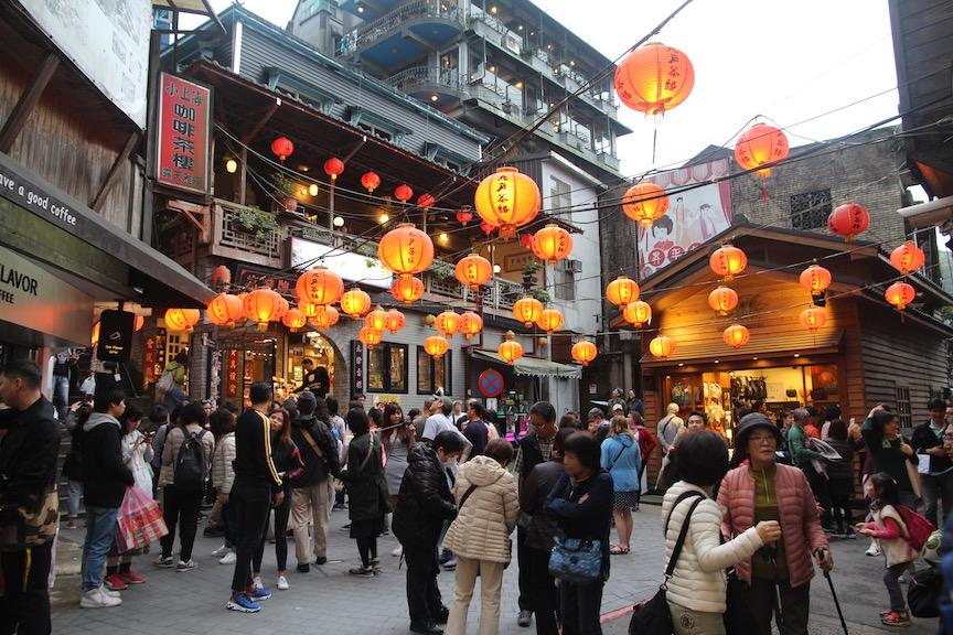 Festive Jui-Fen, Taiwan